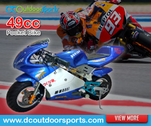 Mini Pocket Bike Motocross ATV Electric Bike Scooter For Sale Malaysia - DC'Outdoor Sports Malaysia
