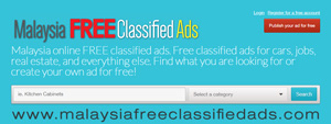 Malaysia Free Classified Ads - Free classified ads for cars, jobs, real estate, and everything else.